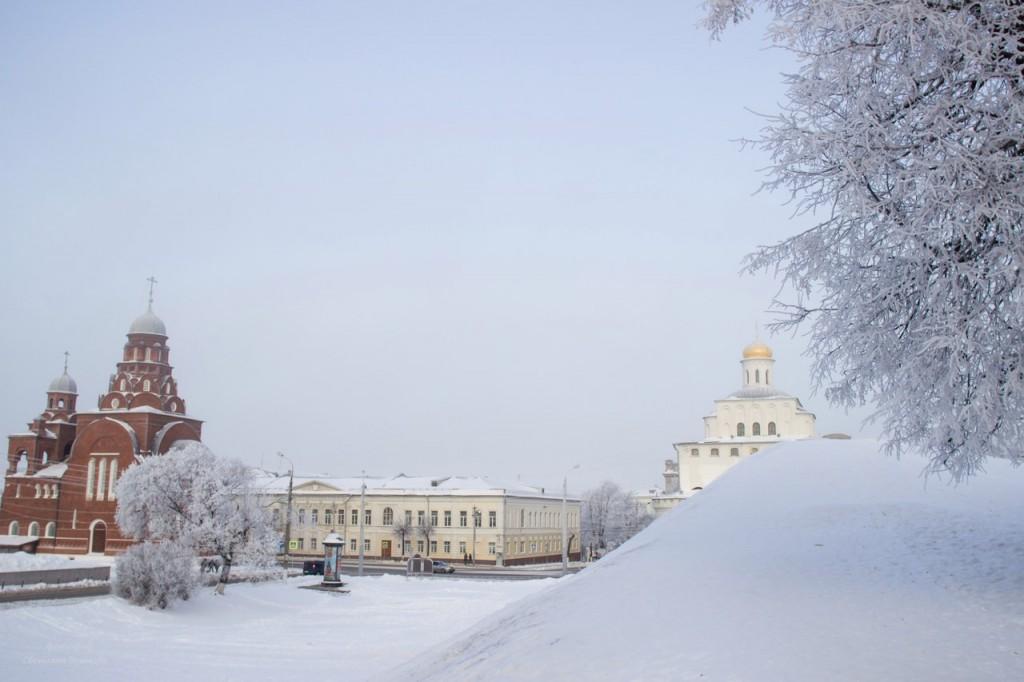 Мороз. Зима. Красота. Владимир 05