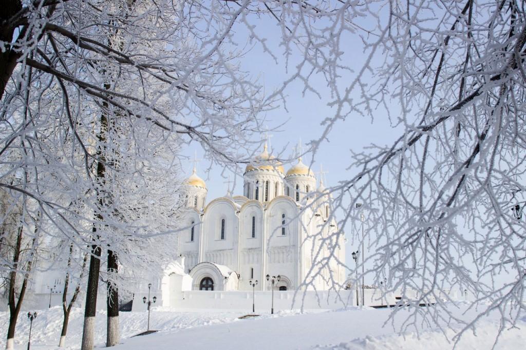 Мороз. Зима. Красота. Владимир 06