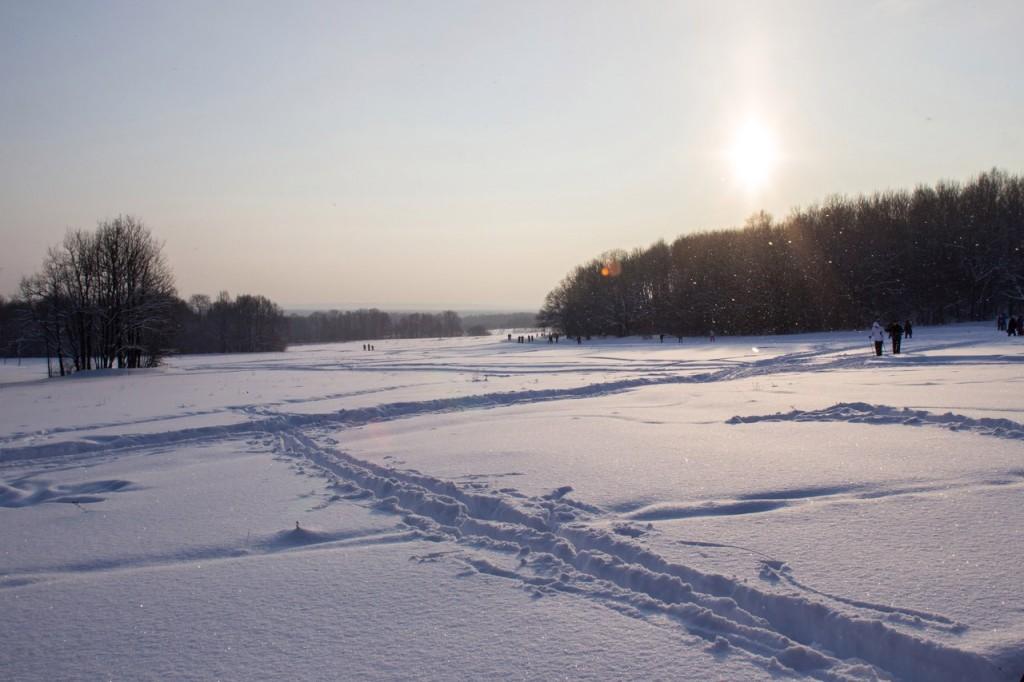 Мороз. Зима. Красота. Владимир 10