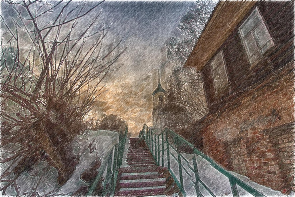 Муромская зарисовка от Владимира Куксина