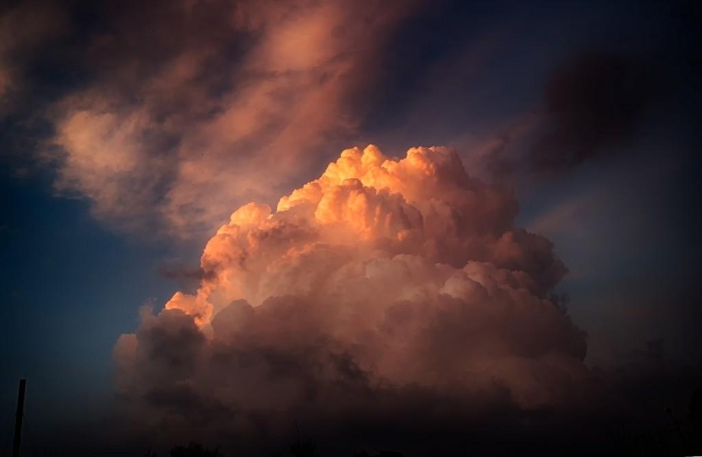 Муромские облака от Лены Дробат