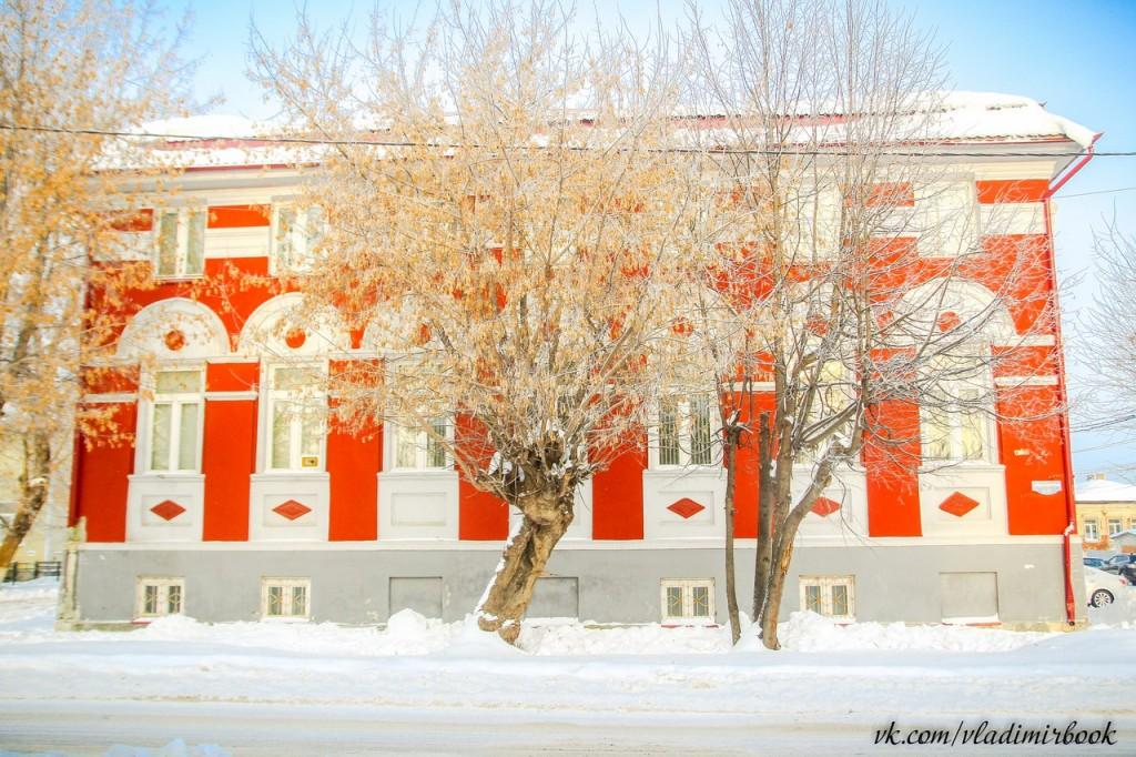 Муром. Ул. Красноармейская, 27. Дом купца Зворыкина, XIX в.