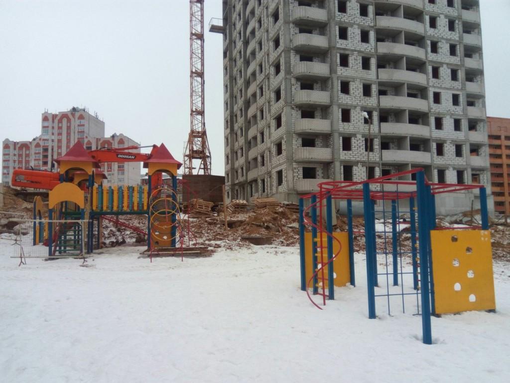 Нарушения ЖК Орбита, Владимир 02