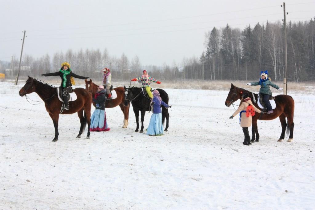 Новогодний праздник для детей и взрослых 02