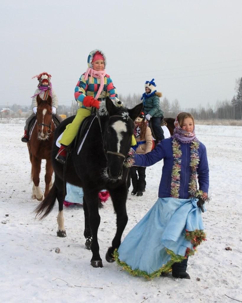 Новогодний праздник для детей и взрослых 03