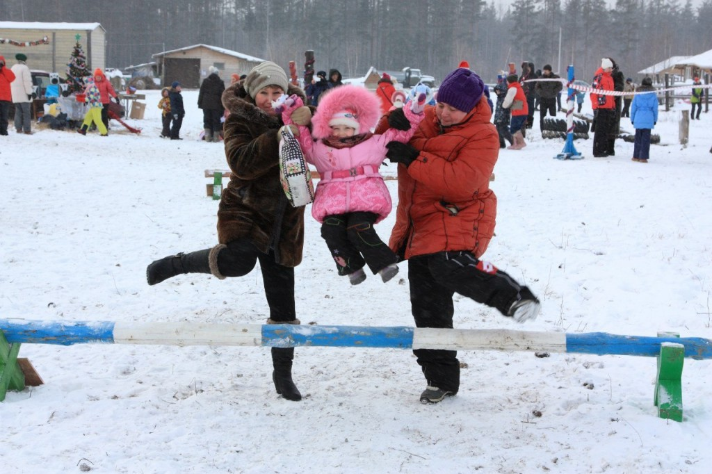 Новогодний праздник для детей и взрослых 07