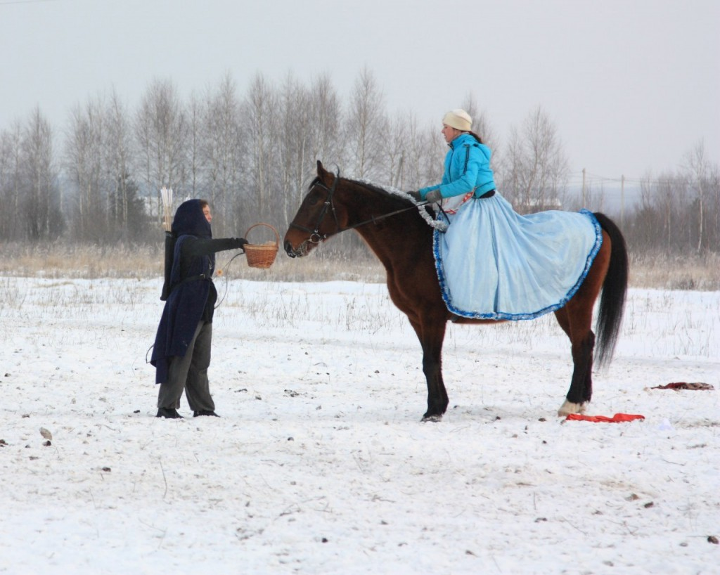 Новогодний праздник для детей и взрослых 10