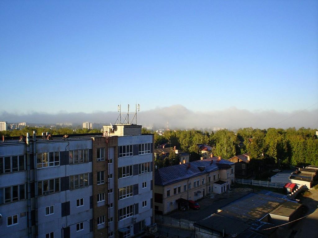 Новый день в Коврове