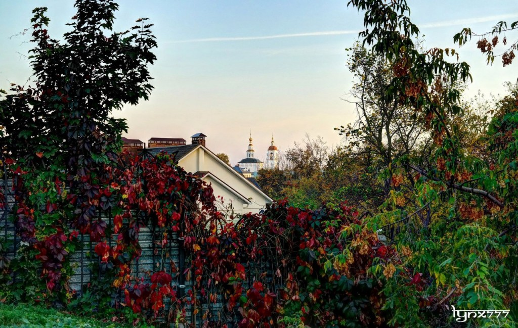 Осенний Владимир от Lynx Mourmyss 09