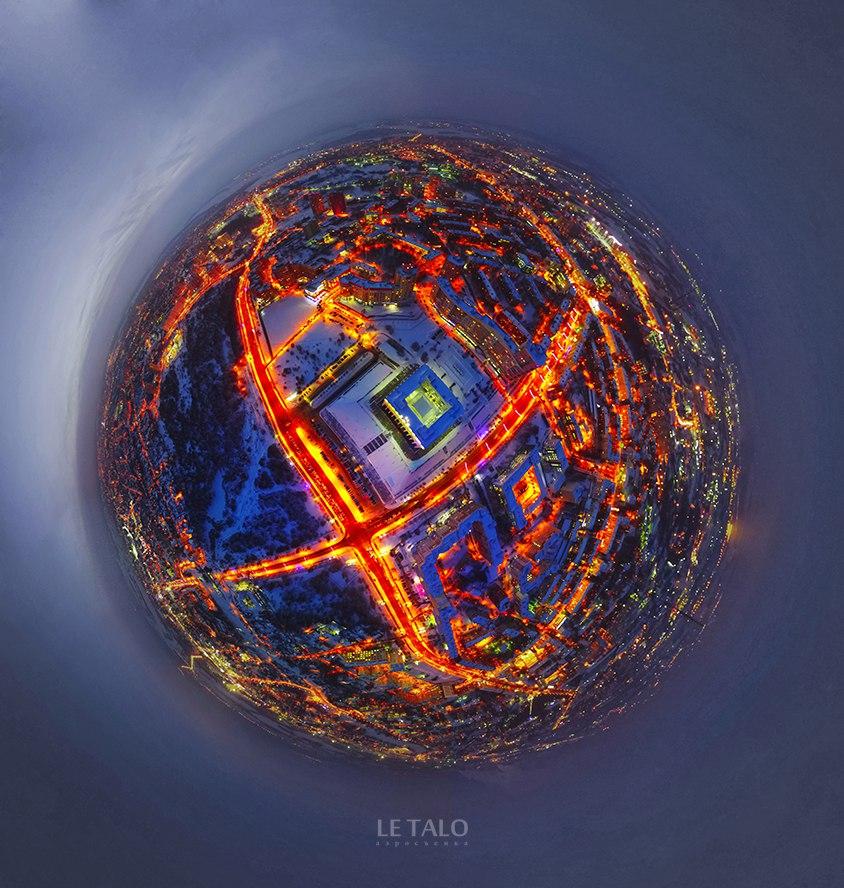 Планета Владимир от проекта Le Talo
