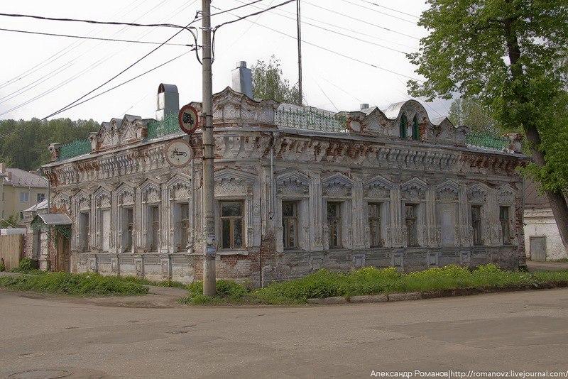 Прогулка по Вязникам с Сашей Романовым 07