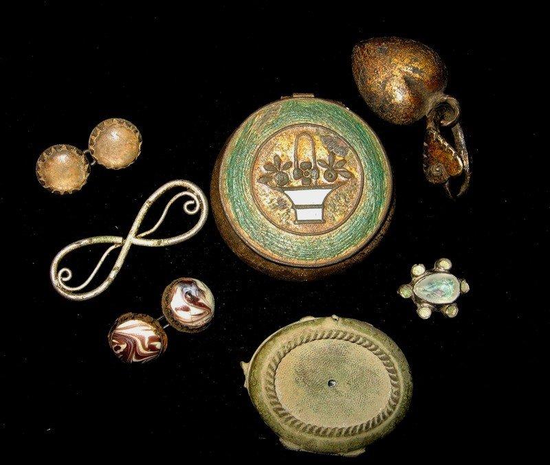 СУЗДАЛЬСКАЯ ПУДРА - мечта модниц XVIII века