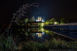 Свято-Введенский Островной монастырь от Марины Лысцевой