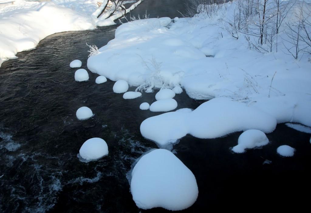 Сегодня на реке Нерехте в Ковровском районе 03