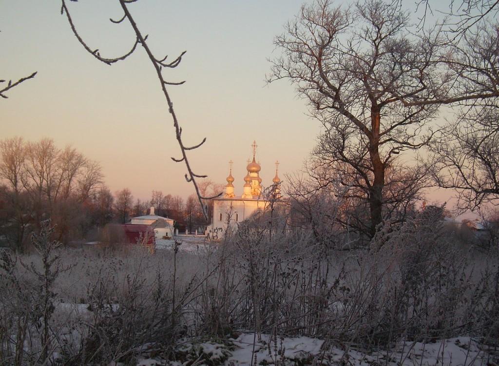 Суздаль. Фото Николай Сидоренко 01