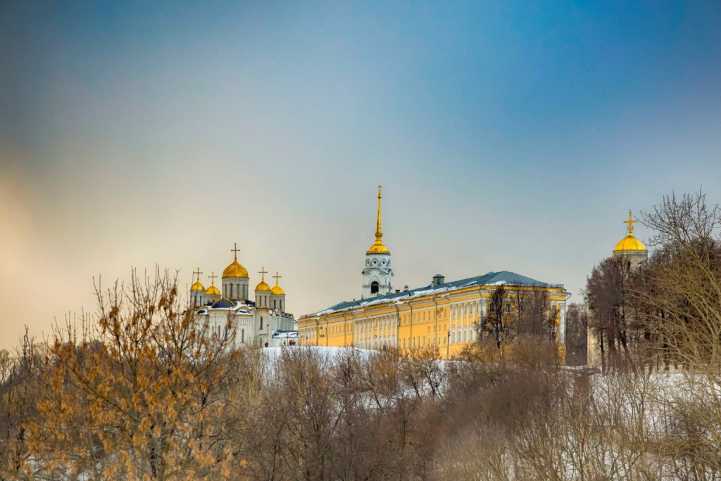 Тёплая февральская зима 2016... Владимир Рашкован