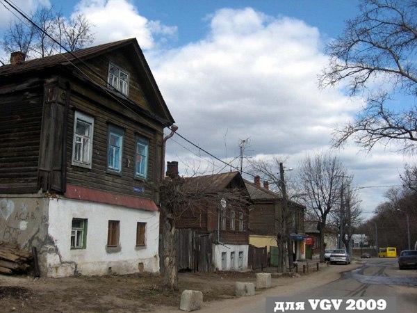 Улицы Передний и Задний Боровок, г. Владимир 02