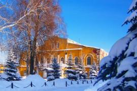 Усадьба графов Уваровых «Красная Горка» в селе Карачарово в Муроме