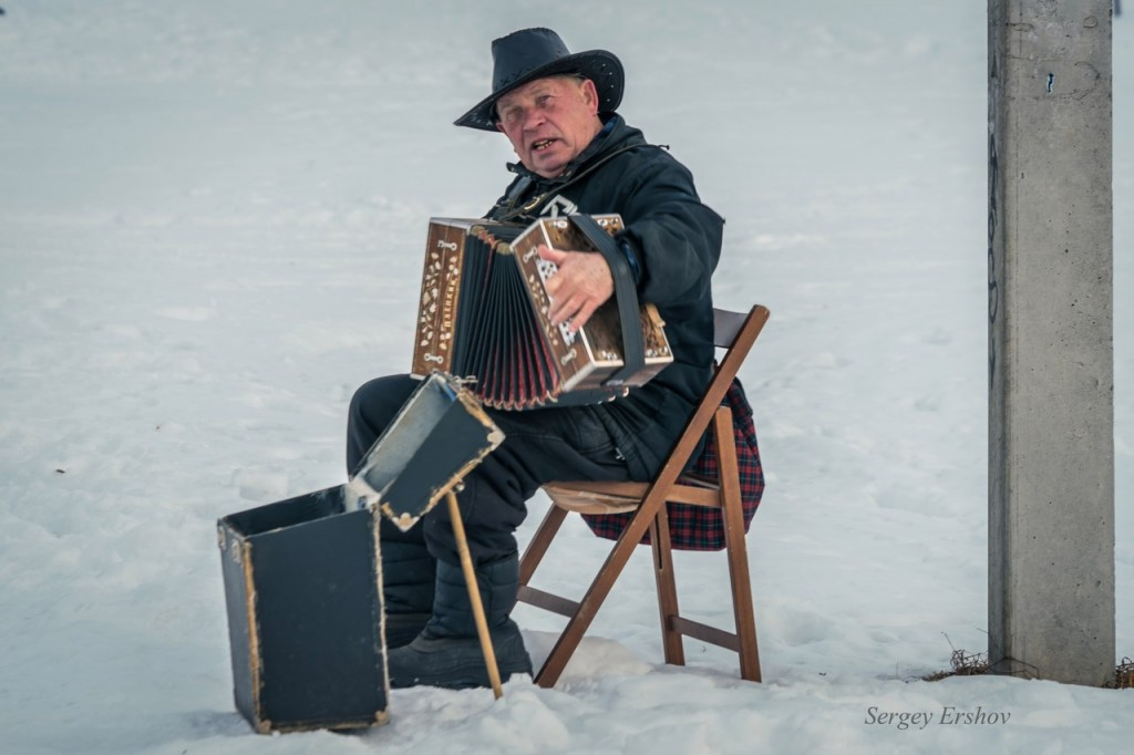 Февральский Суздаль. Фото Сергей Ершов 09