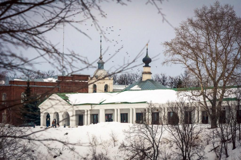 Февраль в Суздале от Сергея Ершова 02