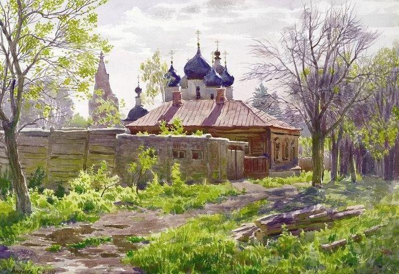 Художник Андрияка Сергей Николаевич 02