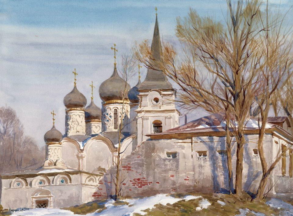 Художник Андрияка Сергей Николаевич 03