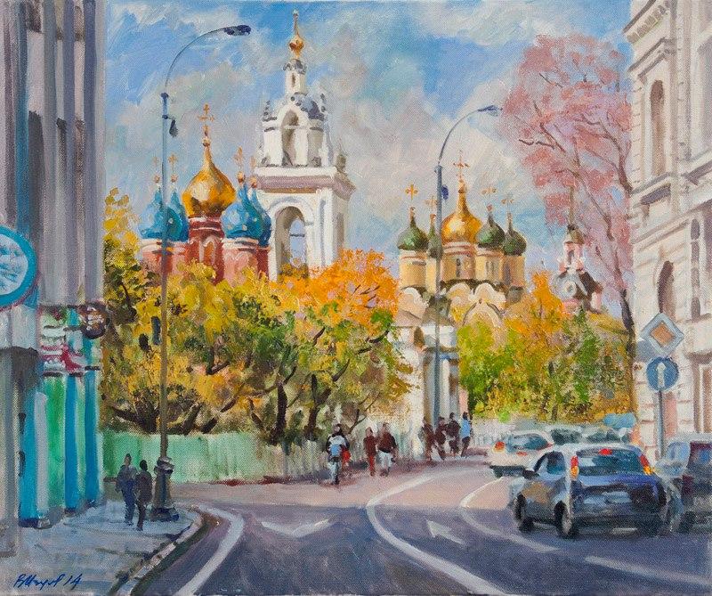 Художник Изумрудов Валерий 01