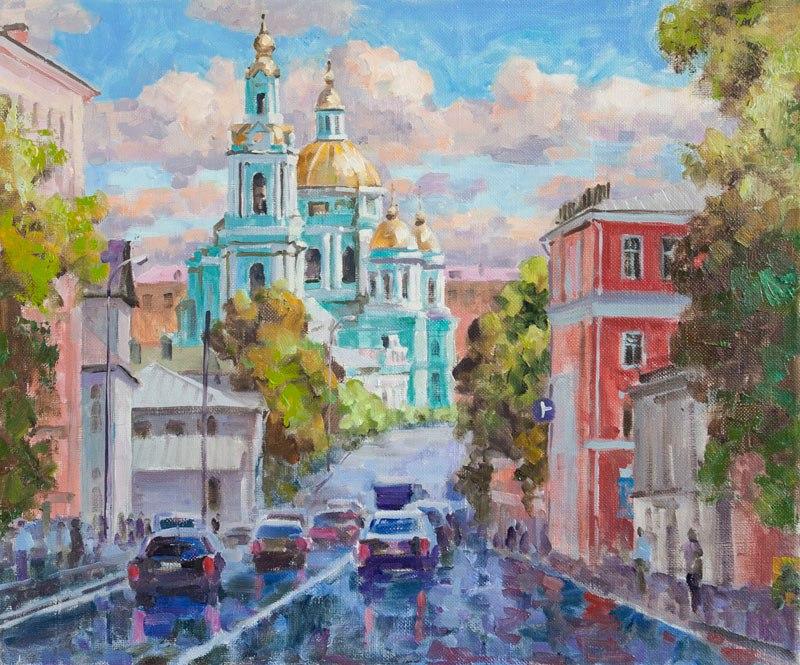 Художник Изумрудов Валерий 03
