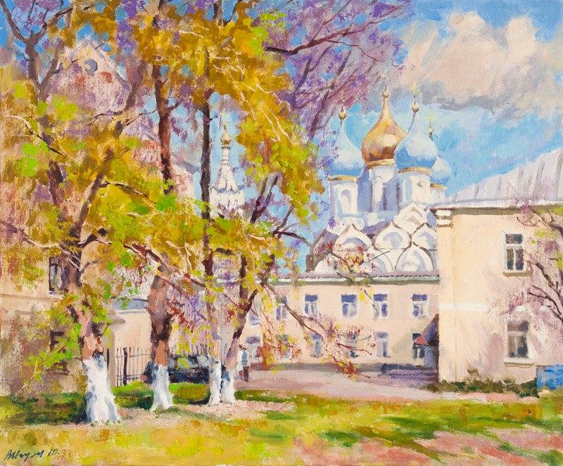 Художник Изумрудов Валерий 05