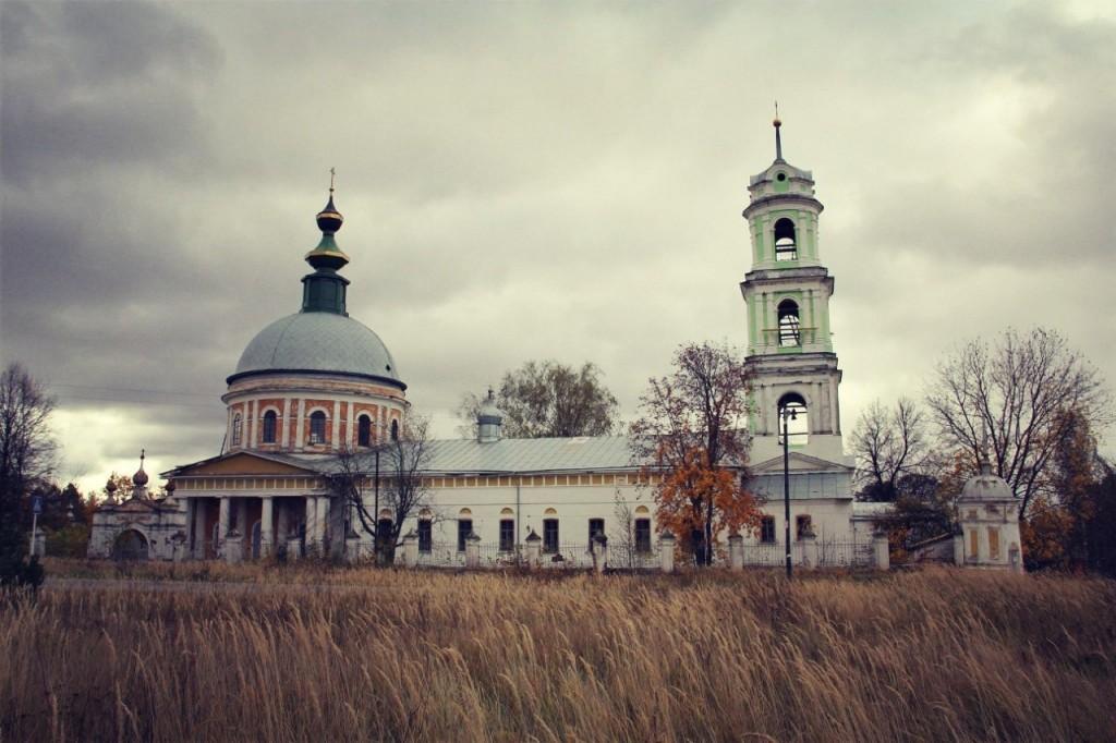 Церковь Илии Пророка (село Палищи, Гусь-Хрустальный район) 01