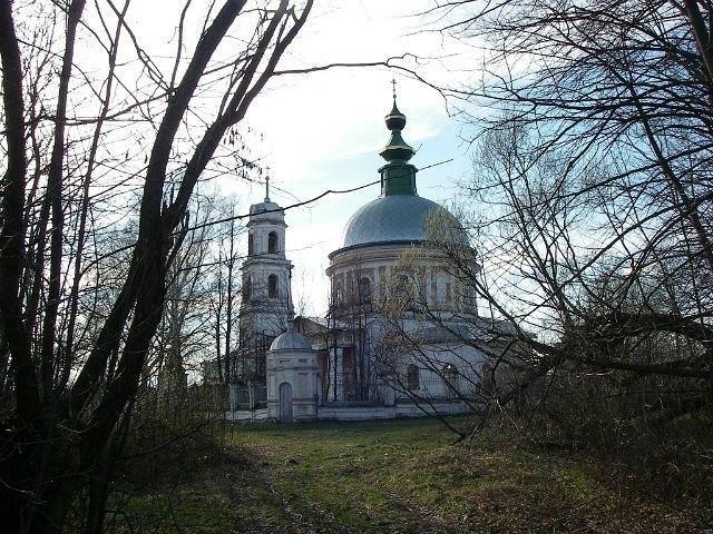 Церковь Илии Пророка (село Палищи, Гусь-Хрустальный район) 03