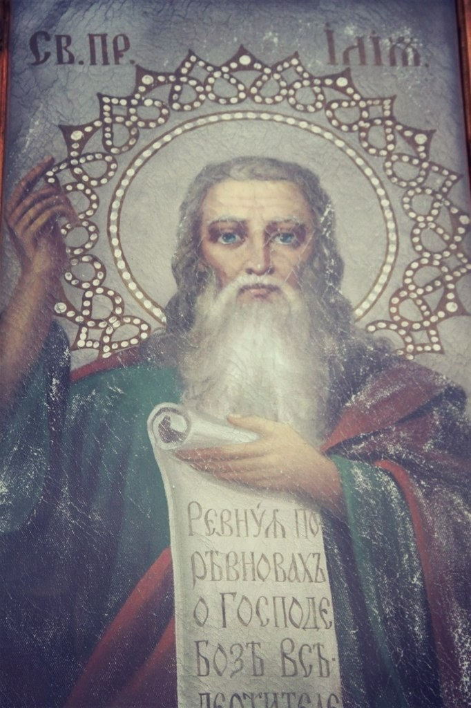 Церковь Илии Пророка (село Палищи, Гусь-Хрустальный район) 07