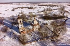 Церковь Николая Чудотворца на Кинешемском погосте