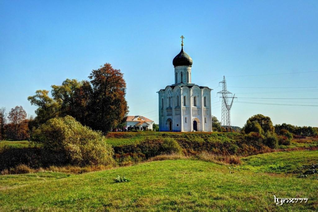 Церковь Покрова На Нерли - шедевр мирового зодчества 02