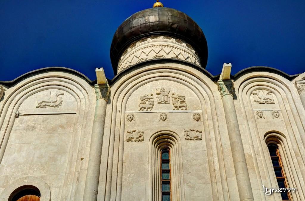 Церковь Покрова На Нерли - шедевр мирового зодчества 03