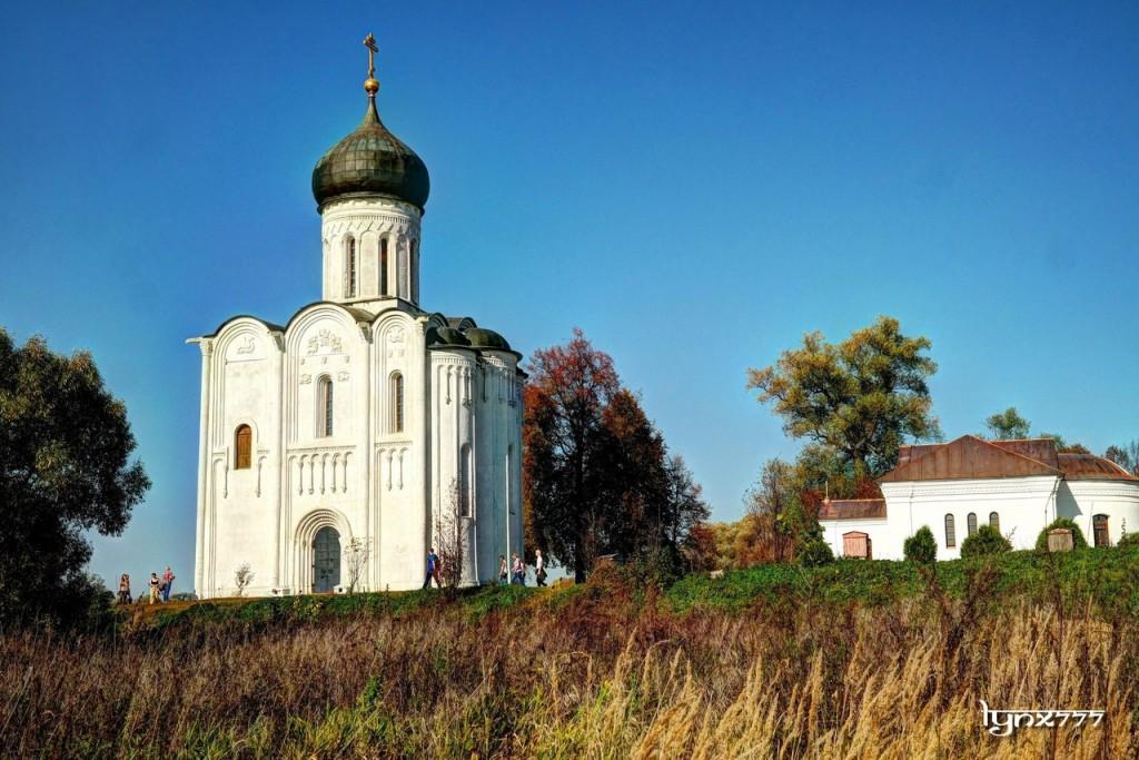 Церковь Покрова На Нерли - шедевр мирового зодчества 04