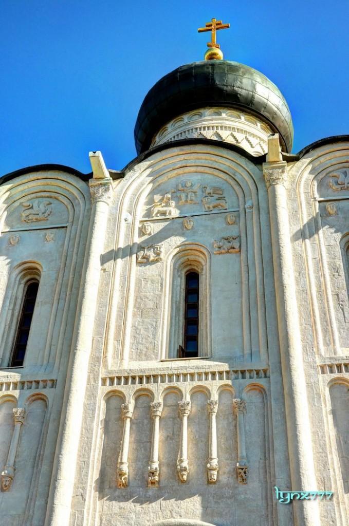 Церковь Покрова На Нерли - шедевр мирового зодчества 05