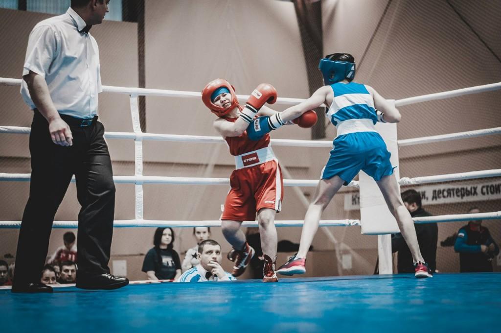 Чемпионаты первенства ЦФО по боксу среди девушек (г. Владимир) 01