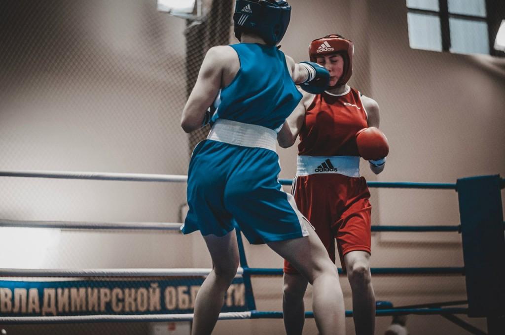 Чемпионаты первенства ЦФО по боксу среди девушек (г. Владимир) 03