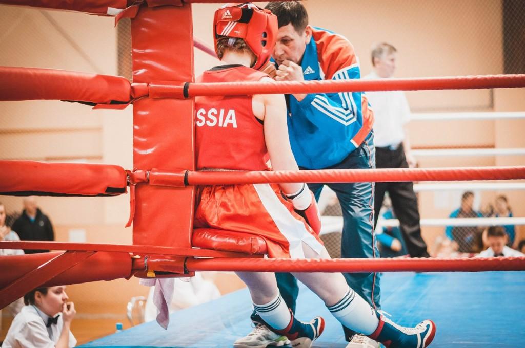 Чемпионаты первенства ЦФО по боксу среди девушек (г. Владимир) 04