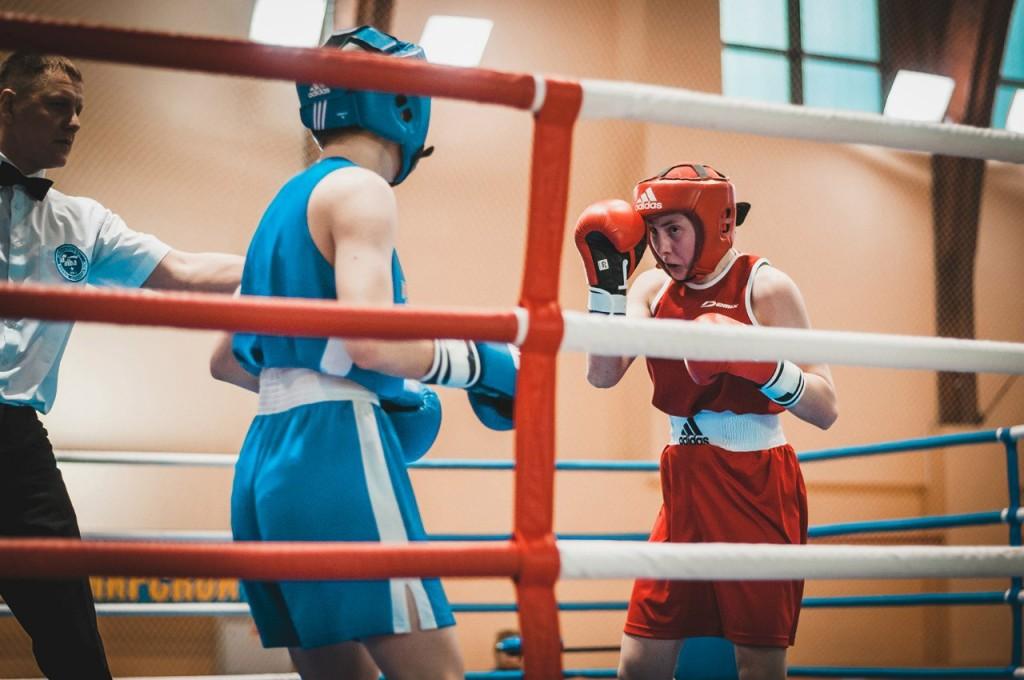 Чемпионаты первенства ЦФО по боксу среди девушек (г. Владимир) 05