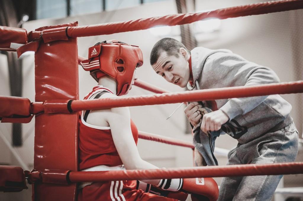 Чемпионаты первенства ЦФО по боксу среди девушек (г. Владимир) 07