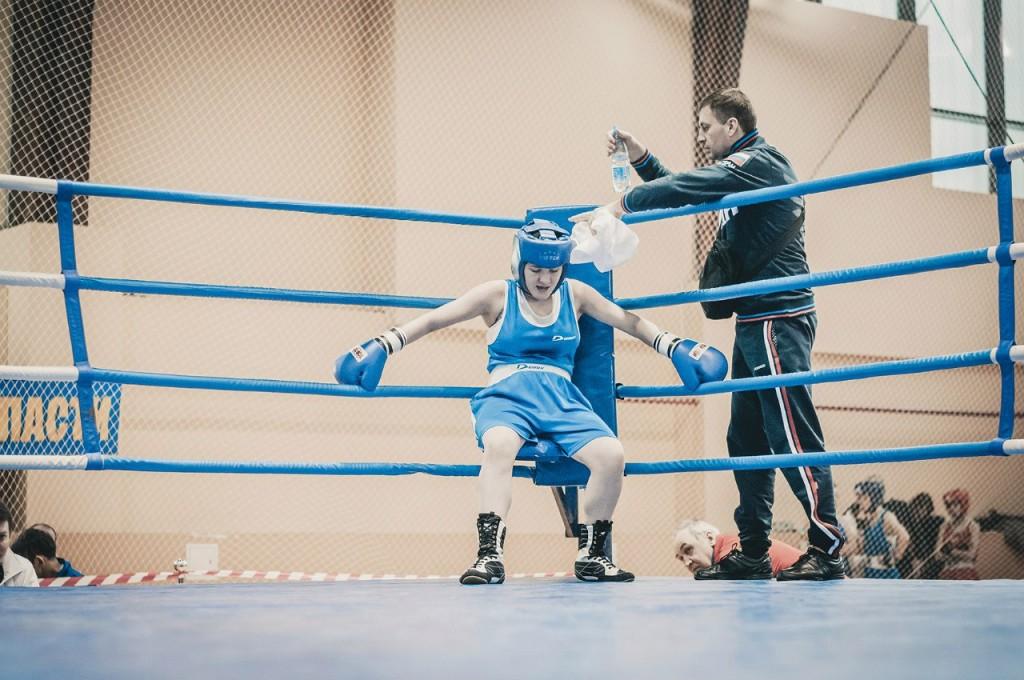 Чемпионаты первенства ЦФО по боксу среди девушек (г. Владимир) 08