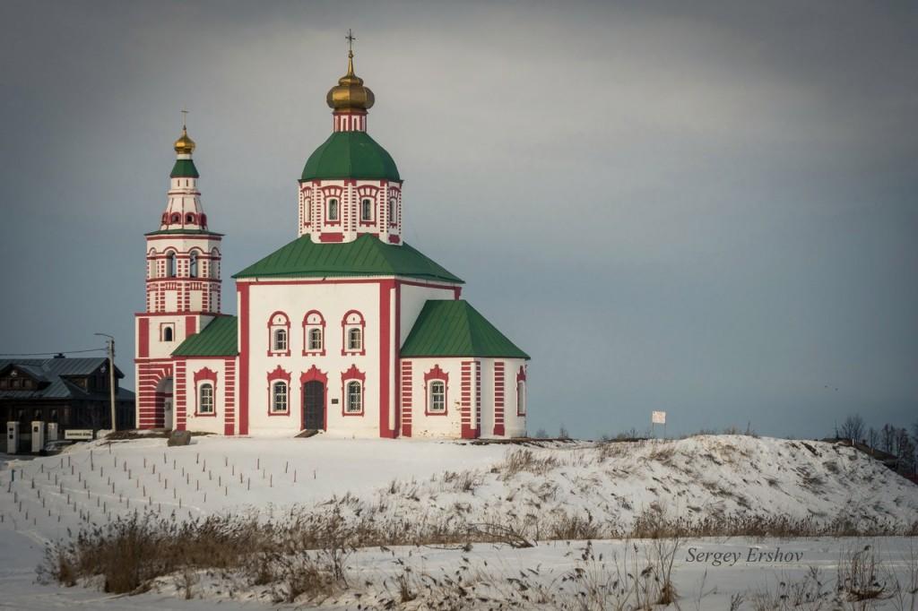 Январский Суздаль от Сергея Ершова 04