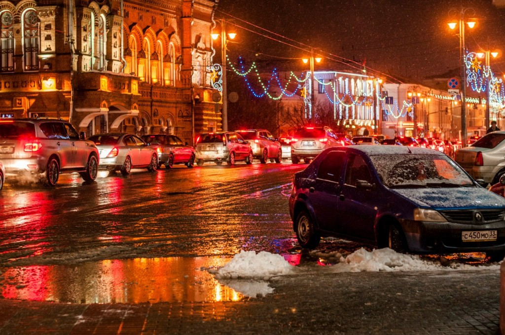 Январь во Владимире от Бориса Пучкова 02