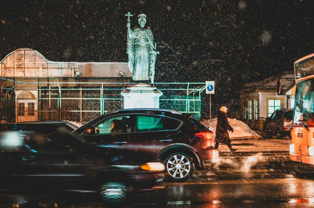 Январь во Владимире от Бориса Пучкова 03