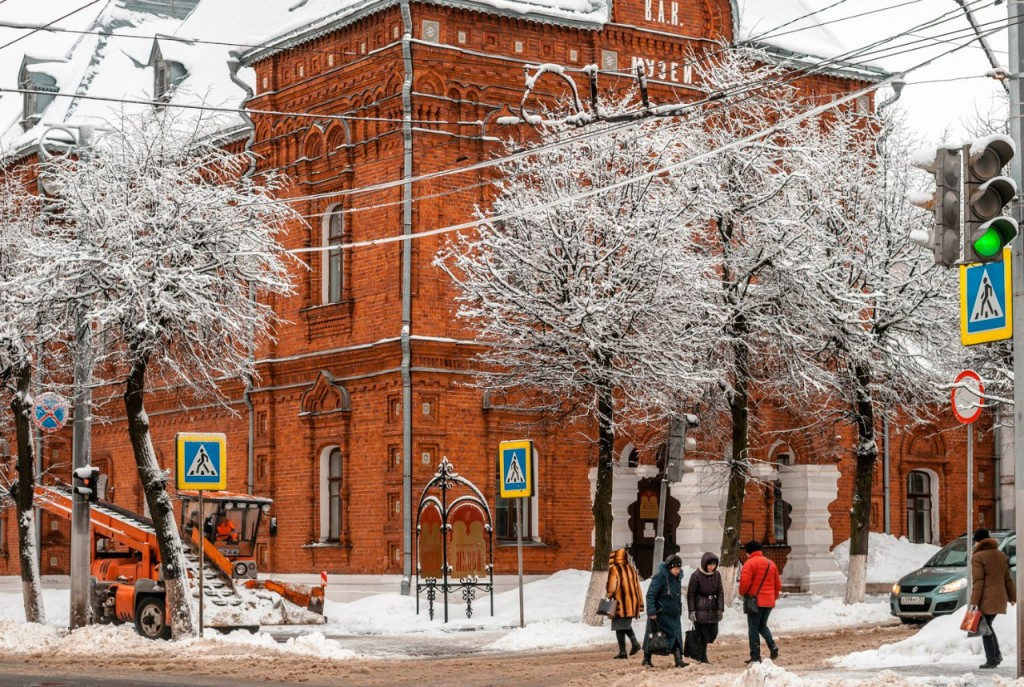 Январь во Владимире от Бориса Пучкова 06