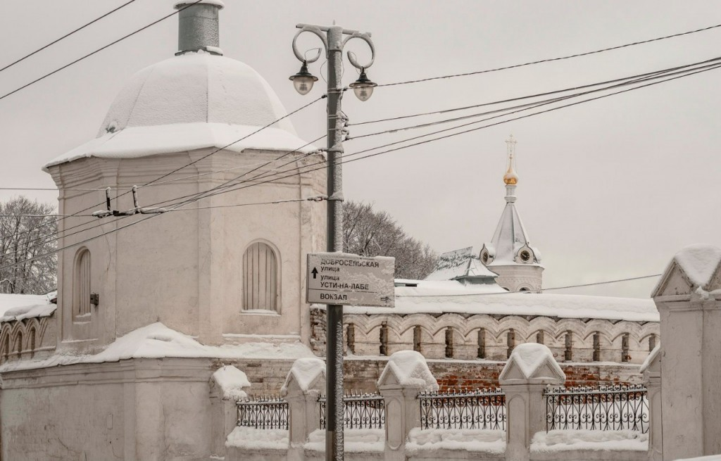Январь во Владимире от Бориса Пучкова 07