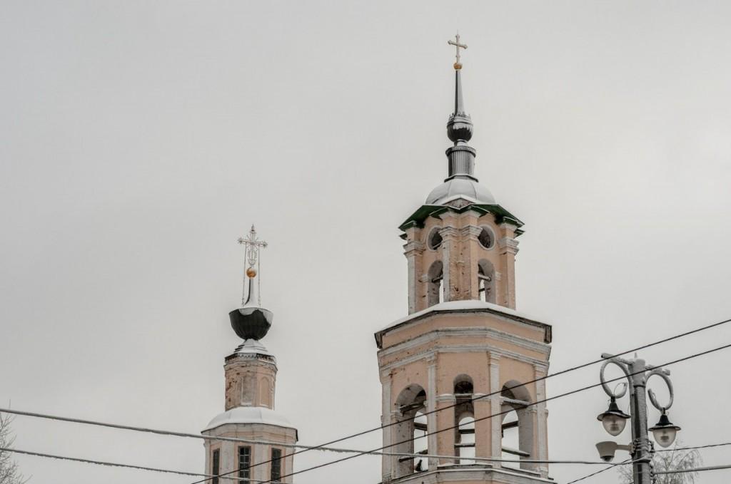 Январь во Владимире от Бориса Пучкова 09