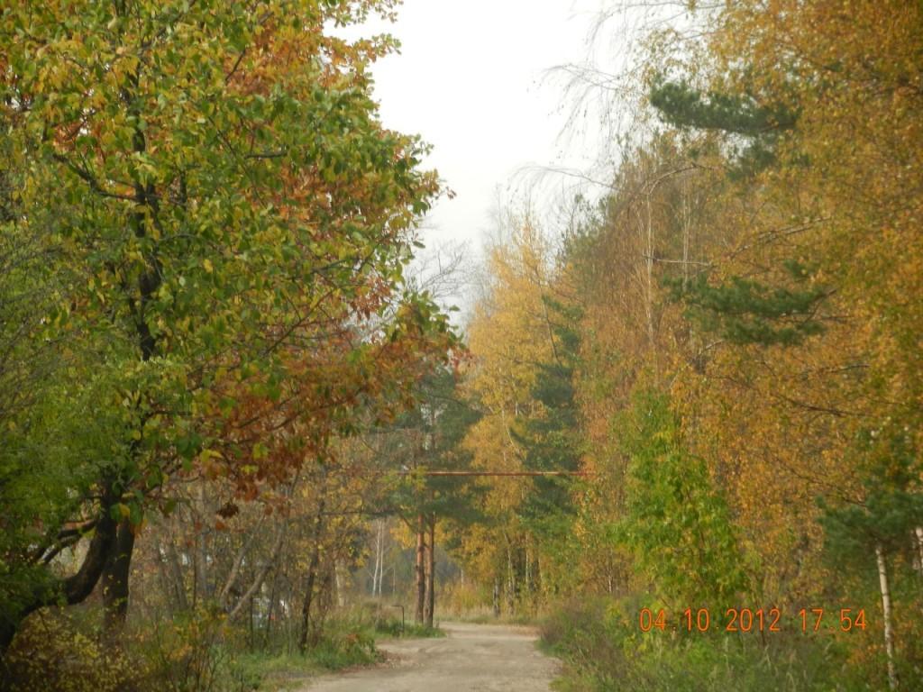г.Киржач, осень 03